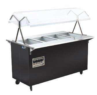 Vollrath 3871260 serving counter, hot food, electric