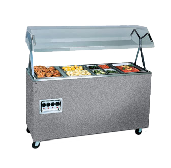 Vollrath 38731 serving counter, hot food, electric