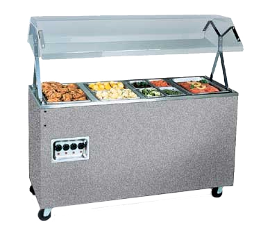 Vollrath 38947 serving counter, hot food, electric