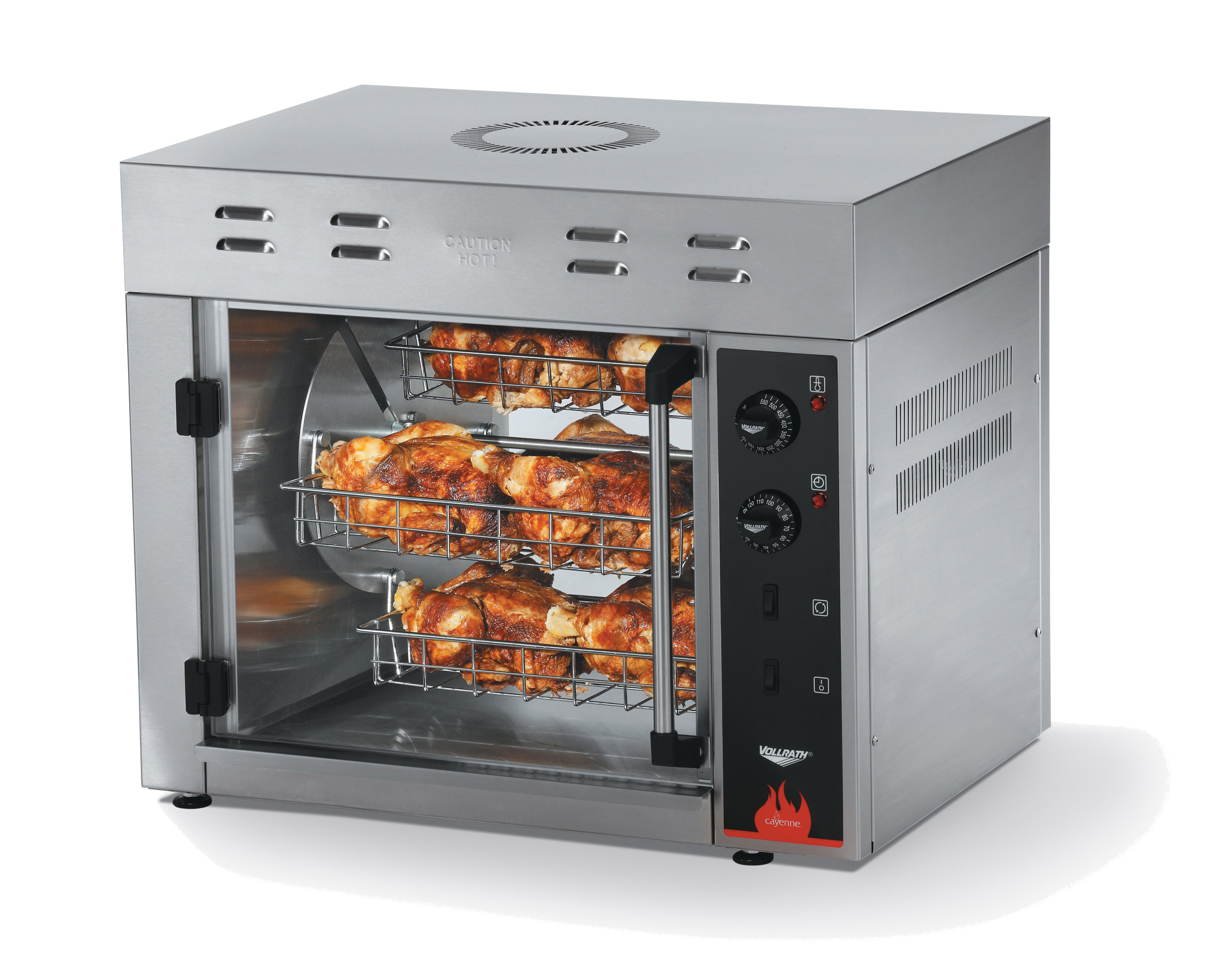 Vollrath 40704 oven, electric, rotisserie