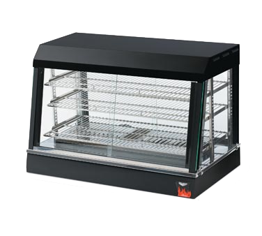 Vollrath 40734 display case, hot food, countertop