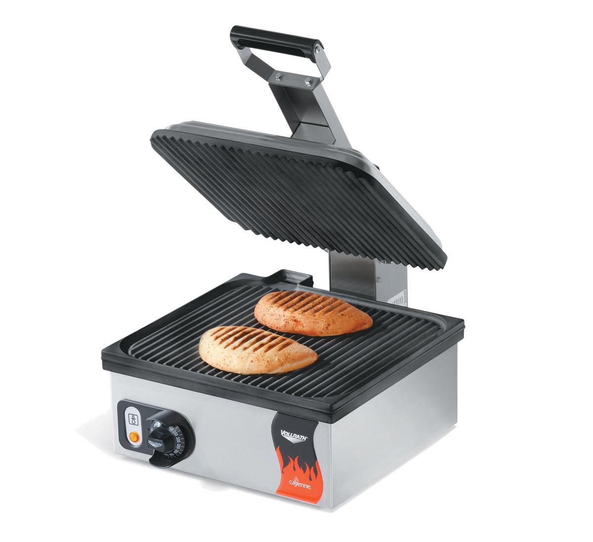 Vollrath 40790 sandwich / panini grill