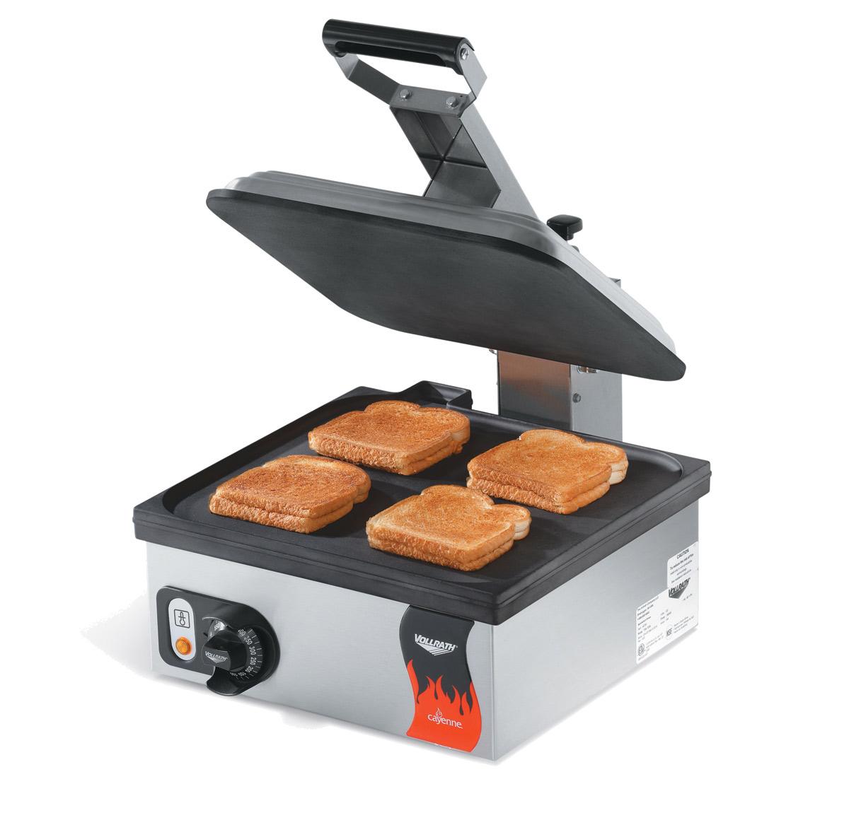 Vollrath 40792 sandwich / panini grill