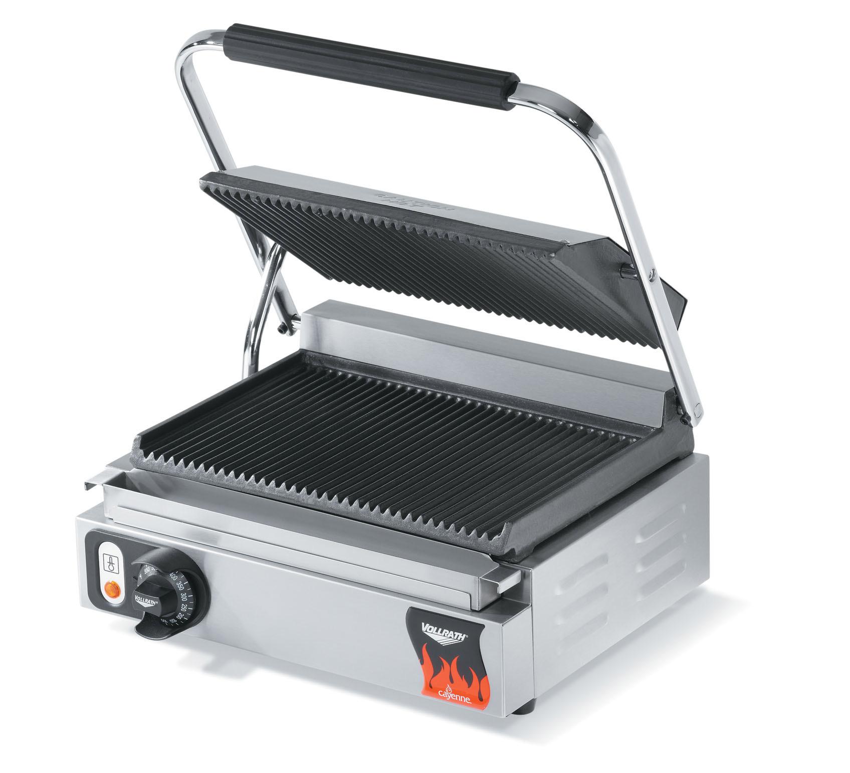 Vollrath 40794 sandwich / panini grill
