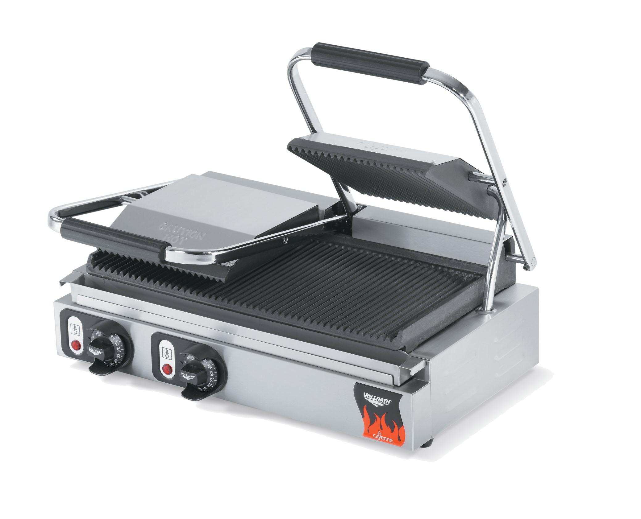 Vollrath 40795 sandwich / panini grill