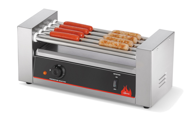 Vollrath 40821 hot dog grill