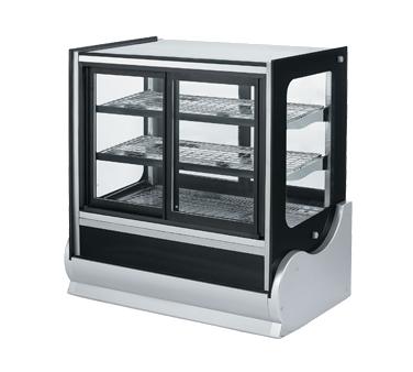 Vollrath 40889 display case, refrigerated, countertop