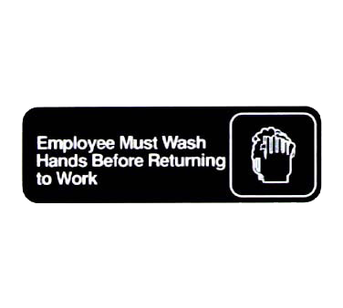 Vollrath 4530 sign, compliance