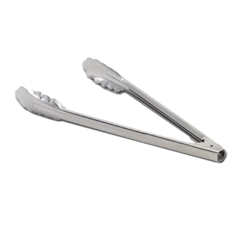 Vollrath 47110 tongs, utility