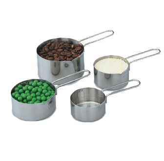 Vollrath 47119 measuring cups