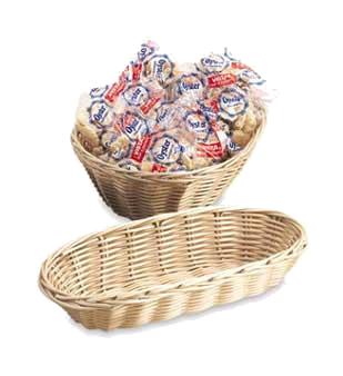 Vollrath 47206 basket, tabletop, plastic