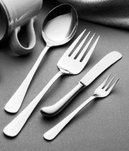 Vollrath 48125 knife / spreader, butter