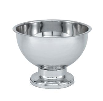 Vollrath 48772 punch bowl, metal