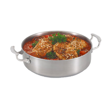 Vollrath 49425 brazier pan