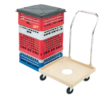 Vollrath 52292 dolly, dishwasher rack