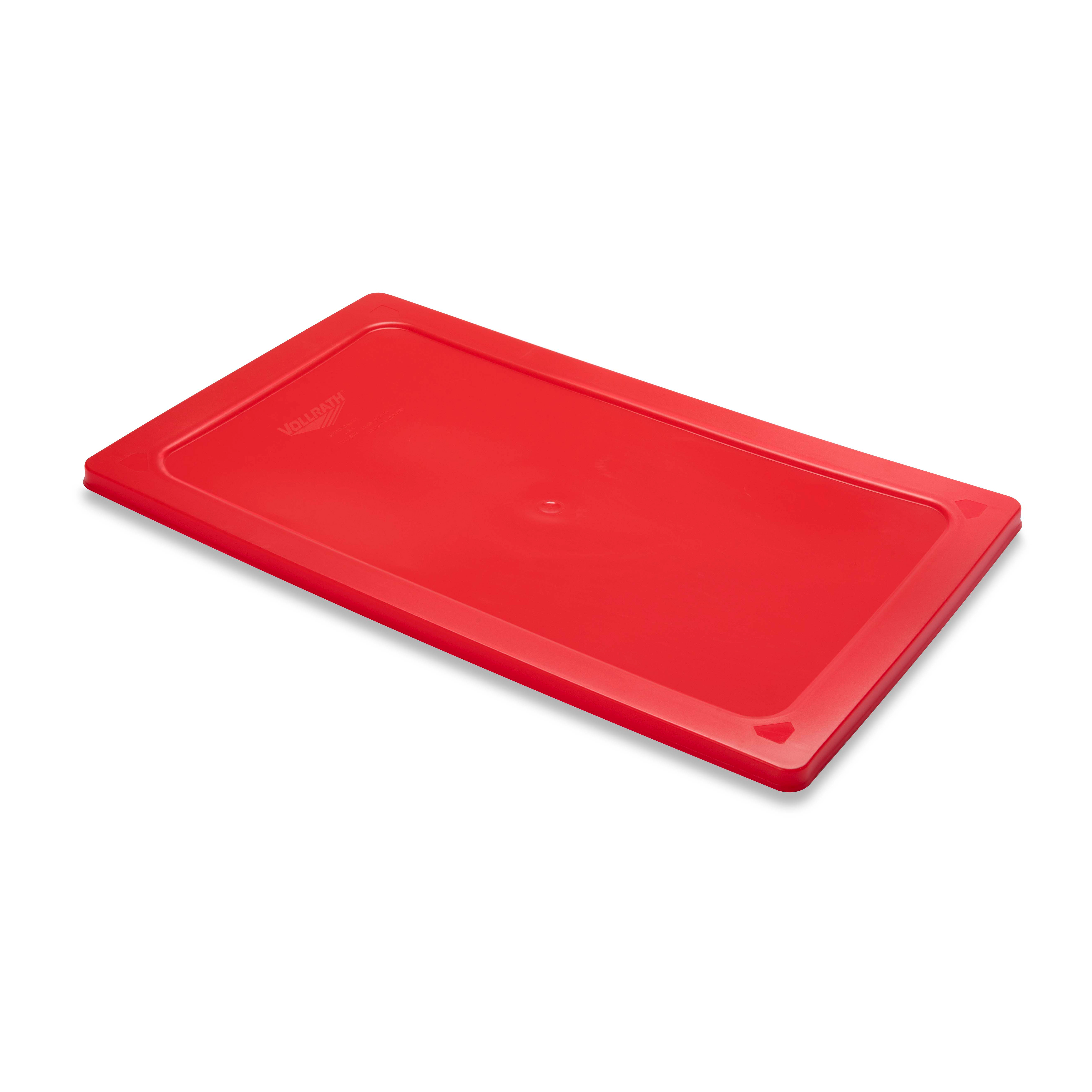 Vollrath 52430-02 food pan cover, plastic