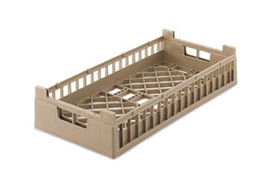 Vollrath 52807 dishwasher rack, open