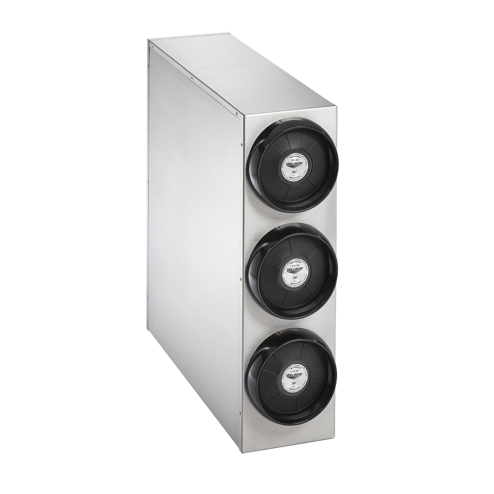Vollrath 58823-A-A-A cup dispensers, countertop