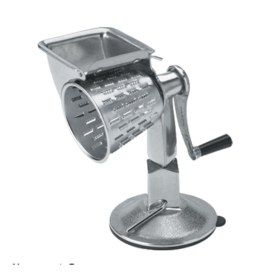 Vollrath 6005 food cutter, manual