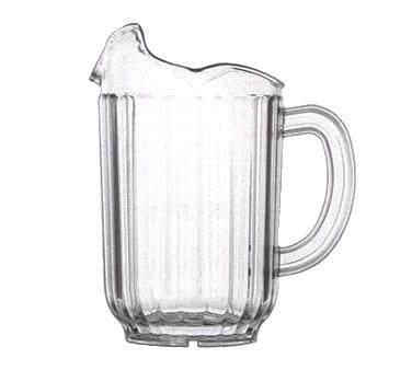 Vollrath 6010-13 pitcher, plastic