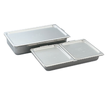Vollrath 68010 steam table pan cover, aluminum