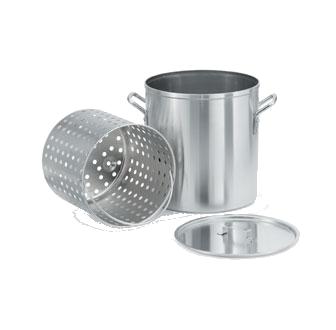 Vollrath 68273 steamer basket / boiler set