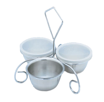Vollrath 69260 condiment caddy, bowl only