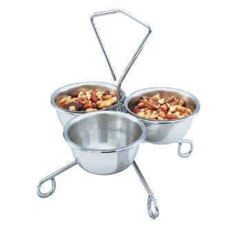 Vollrath 69290 condiment caddy, bowl only