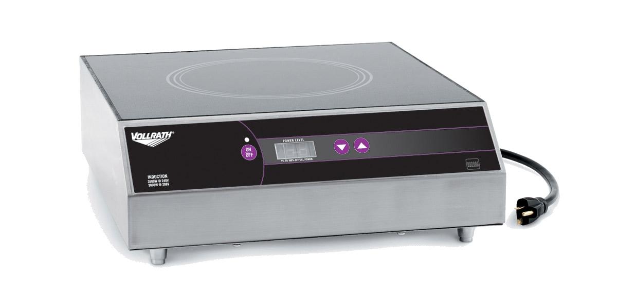Vollrath 69504 induction range, countertop