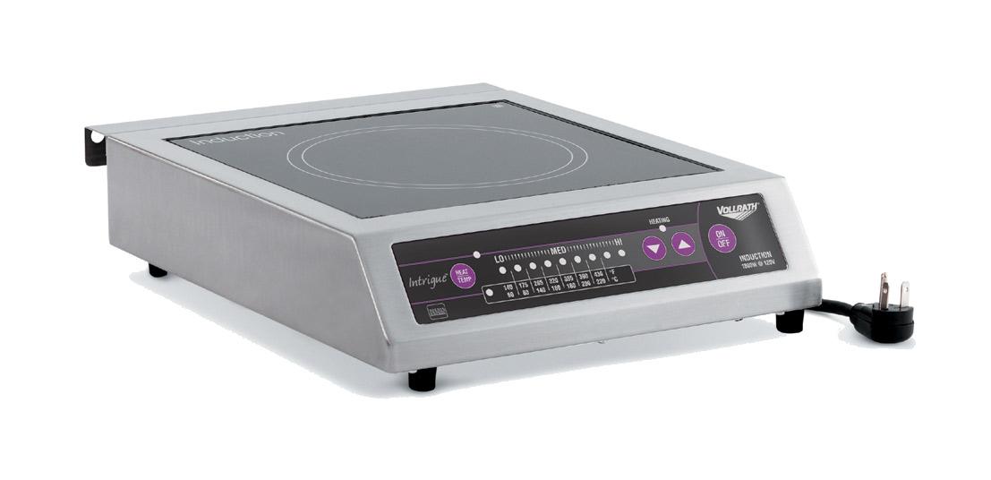 Vollrath 6951020 induction range, countertop