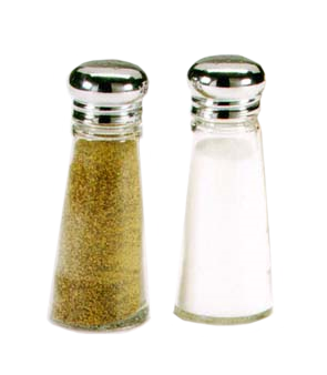 Vollrath 703 salt / pepper shaker