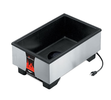 Vollrath 71001 food pan warmer, countertop
