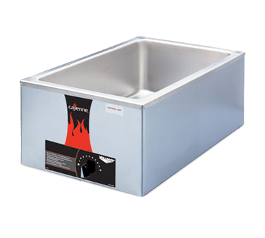 Vollrath 72000 food pan warmer, countertop