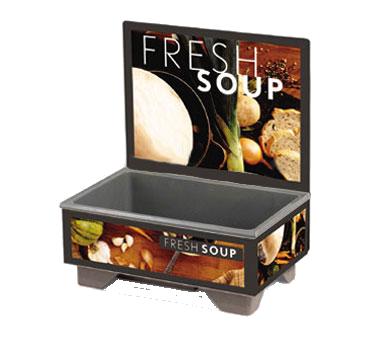 Vollrath 720200102 soup merchandiser, countertop