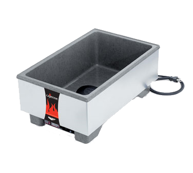 Vollrath 72023 food pan warmer/rethermalizer, countertop
