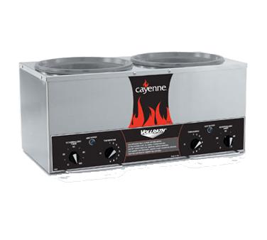 Vollrath 72028 food pan warmer/rethermalizer, countertop