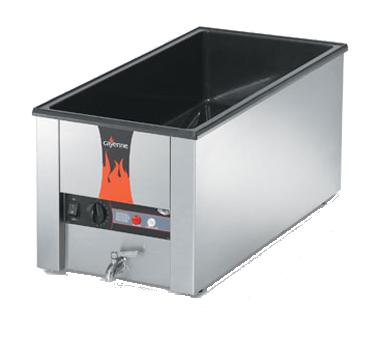 Vollrath 72051 food pan warmer/rethermalizer, countertop