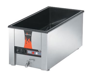Vollrath 72056 food pan warmer/rethermalizer, countertop