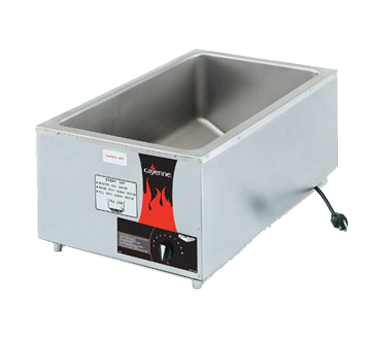 Vollrath 72090 food pan warmer/rethermalizer, countertop