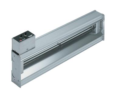 Vollrath 72724 heat lamp, strip type