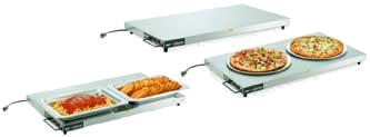 Vollrath 7277024 heated shelf food warmer