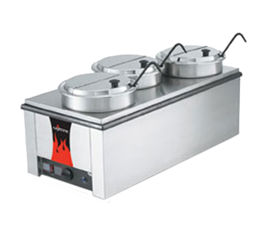Vollrath 72788 food pan warmer/rethermalizer, countertop