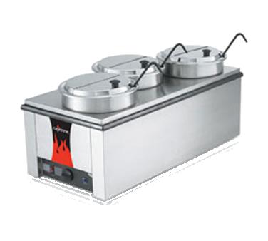 Vollrath 72788 food pan warmer/rethermalizer, countertop