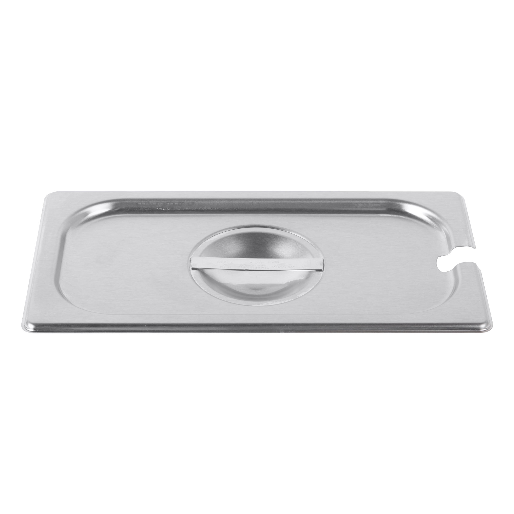 Vollrath 75230 steam table pan cover, stainless steel