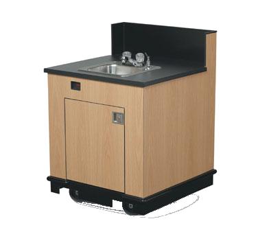 Vollrath 75671 hand sink, mobile