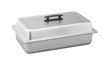 Vollrath 77200 steam table pan cover, stainless steel