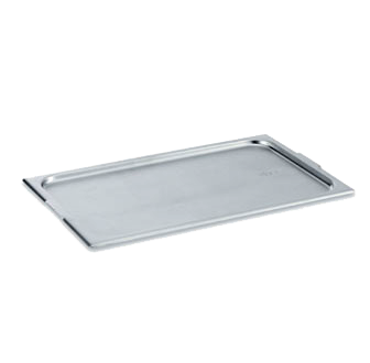 Vollrath 77450 steam table pan cover, stainless steel