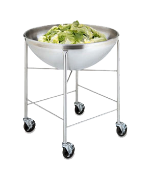 Vollrath 79018 mixing bowl dolly