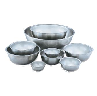 Vollrath 79450 mixing bowl, metal