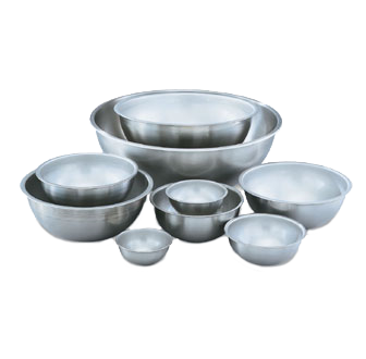 Vollrath 79800 mixing bowl, metal